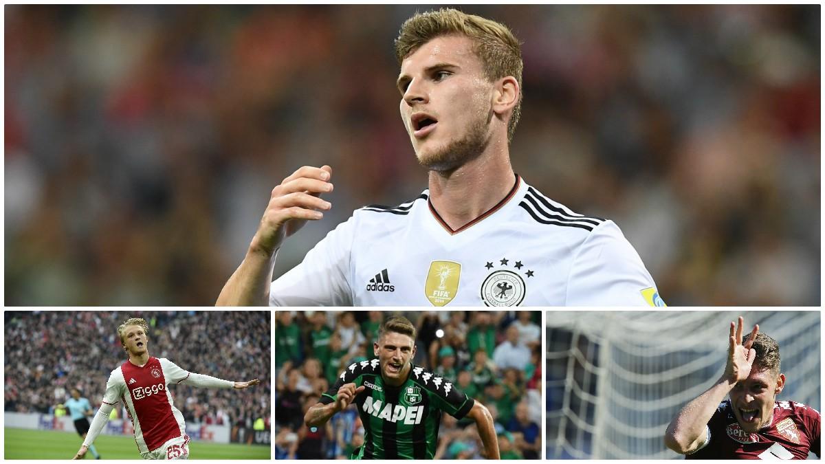 El Real Madrid descarta a Werner y tiene otras opciones.