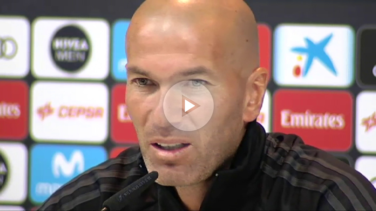 Zidane quiere que las críticas a Bale se transformen en albanzas.