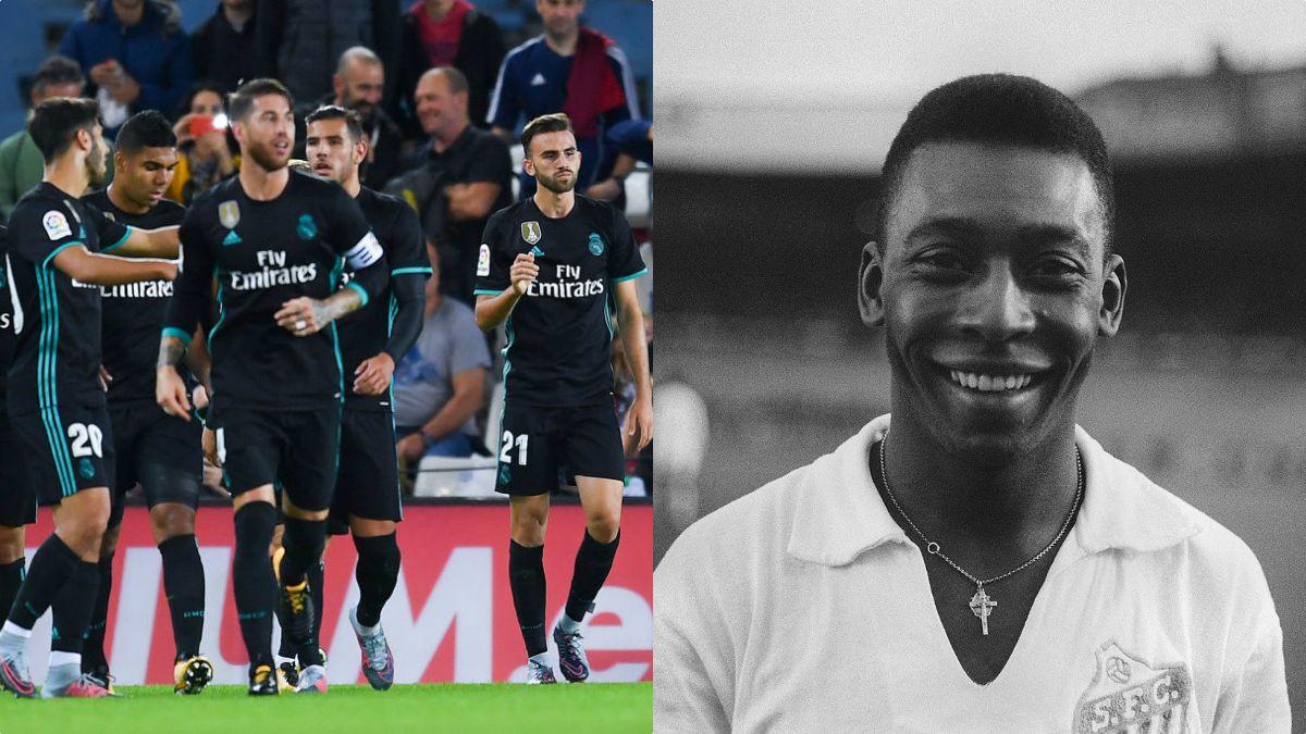 El Real Madrid iguala al Santos de Pelé al marcar en 73 choques seguidos