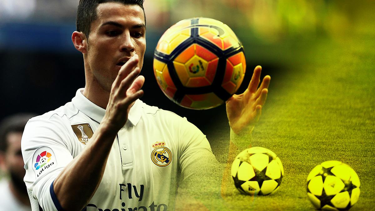 Cristiano Ronaldo ya está listo después de su sanción.