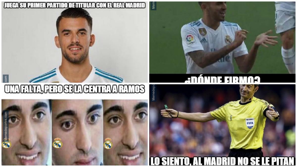 Los mejores memes del Alavés-Real Madrid.