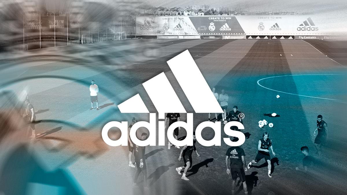 El Real Madrid podría romper su vinculación con Adidas tras 20 temporadas.