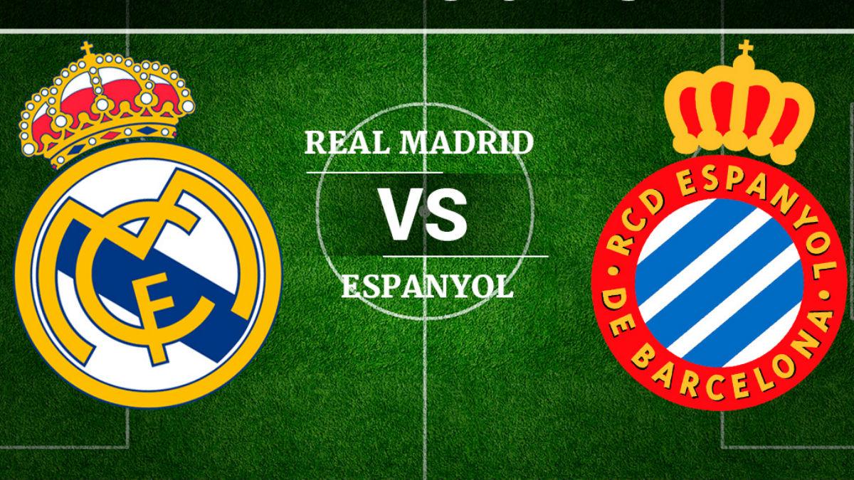El Real Madrid quiere mejorar su racha en casa tras dos empates y una derrota.