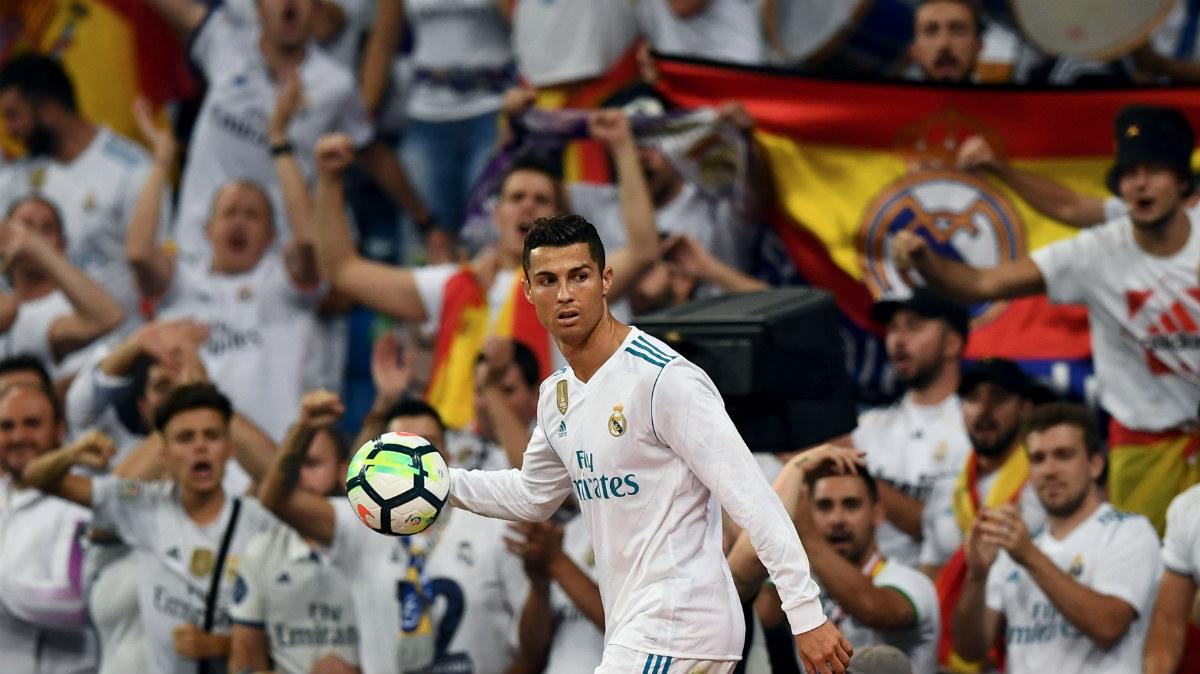 Cristiano sigue sin marcar en Liga. (AFP)