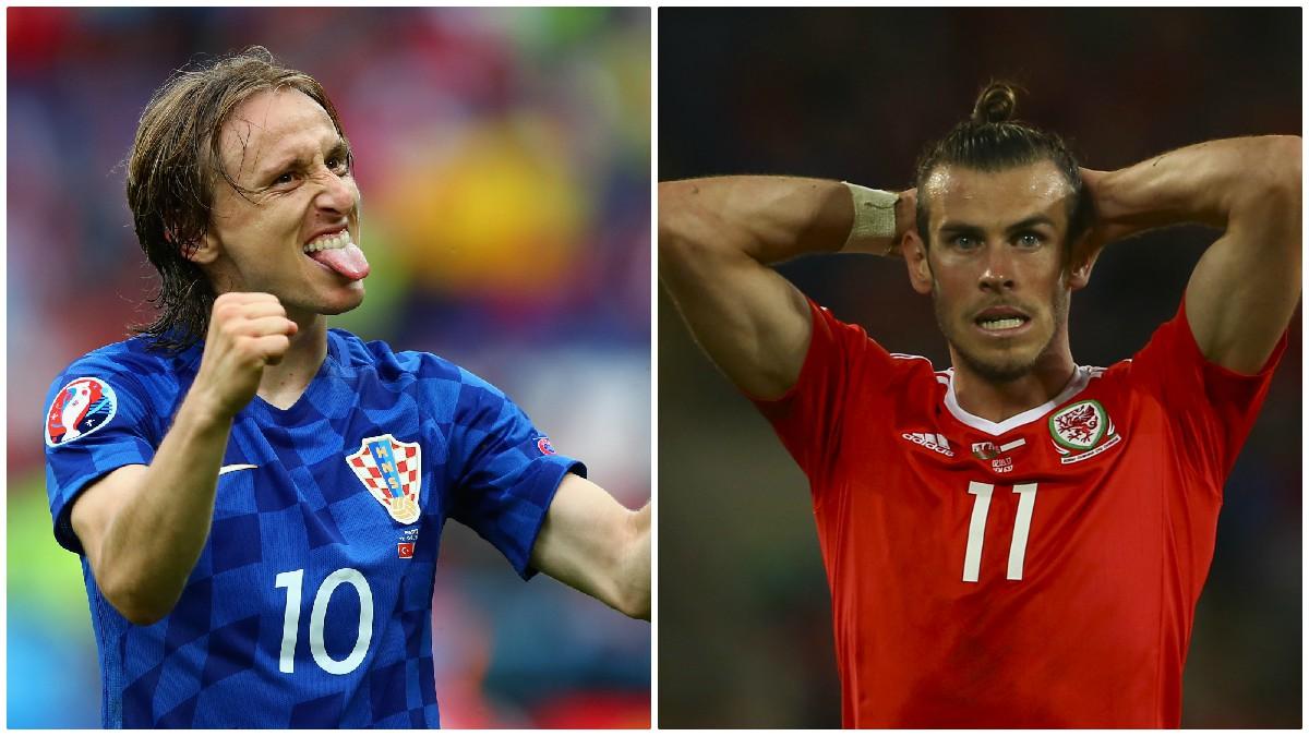 Modric jugará la repesca con Croacia y Bale se queda sin opciones.