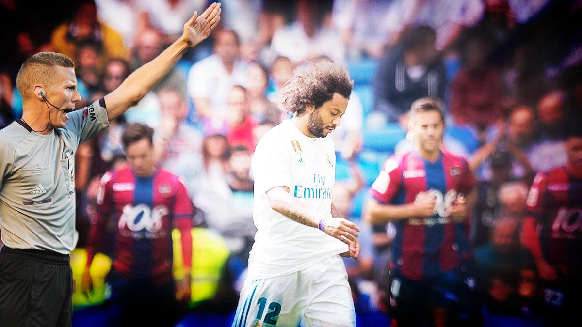 Marcelo se reencuentra con Hernández Hernández