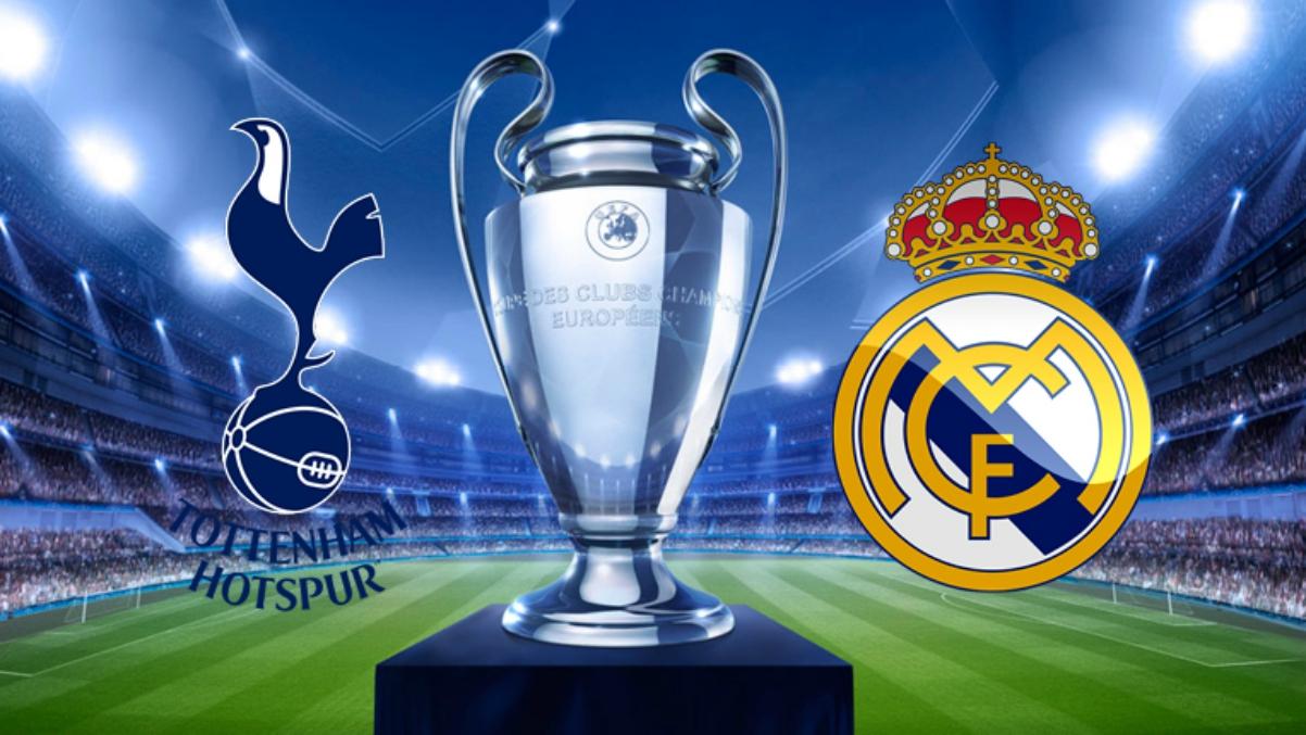 Horario y canal de televisión del Tottenham-Real Madrid.
