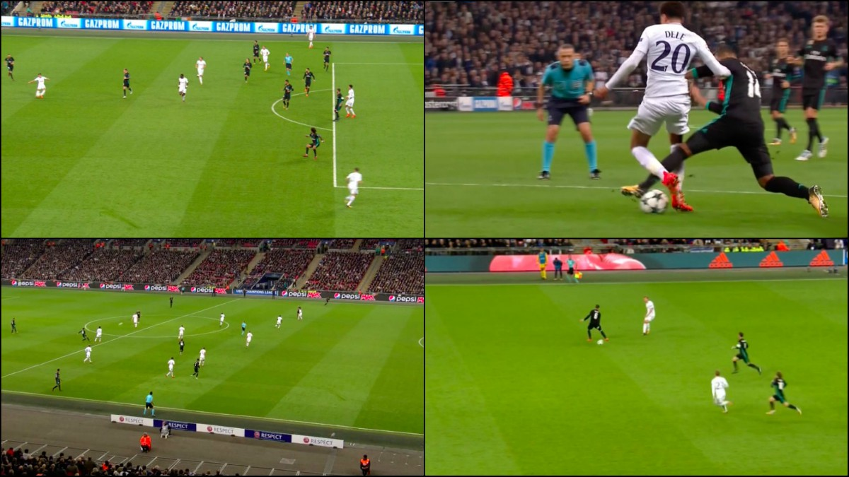 Todas las polémicas: primer gol del Tottenham ilegal y expulsión perdonada a Dembélé