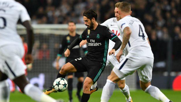 Tottenham vs Real Madrid