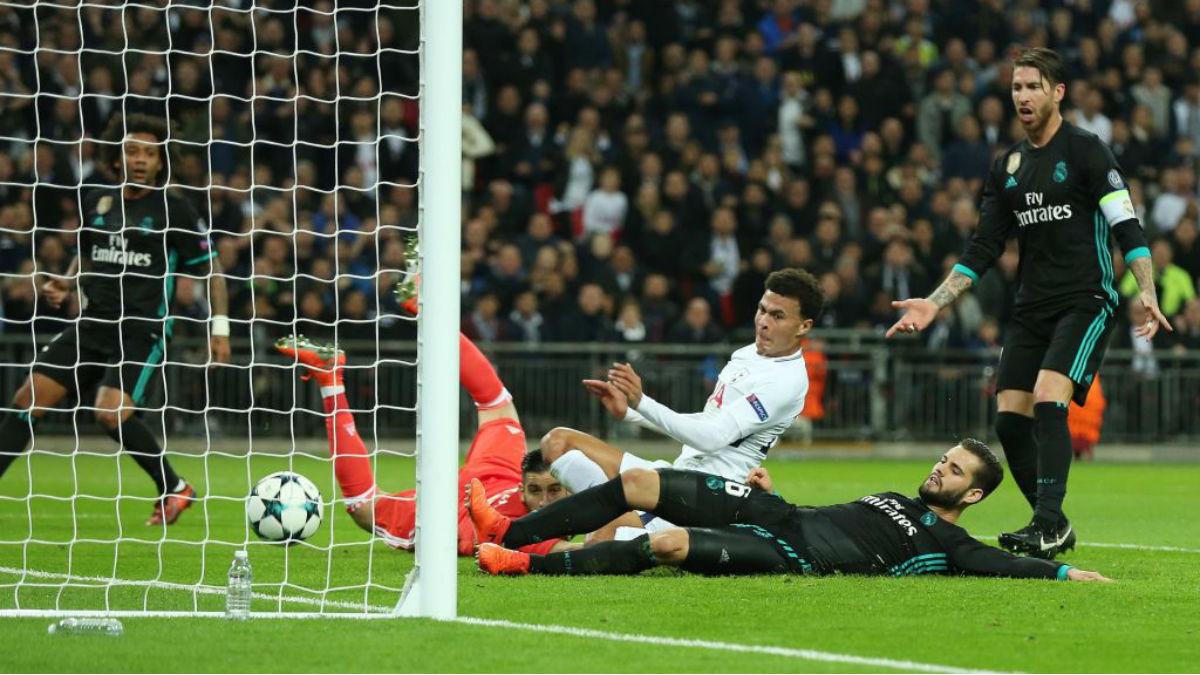 Los problemas defensivos del Real Madrid no son tan graves como la pasada campaña (GettyImages).