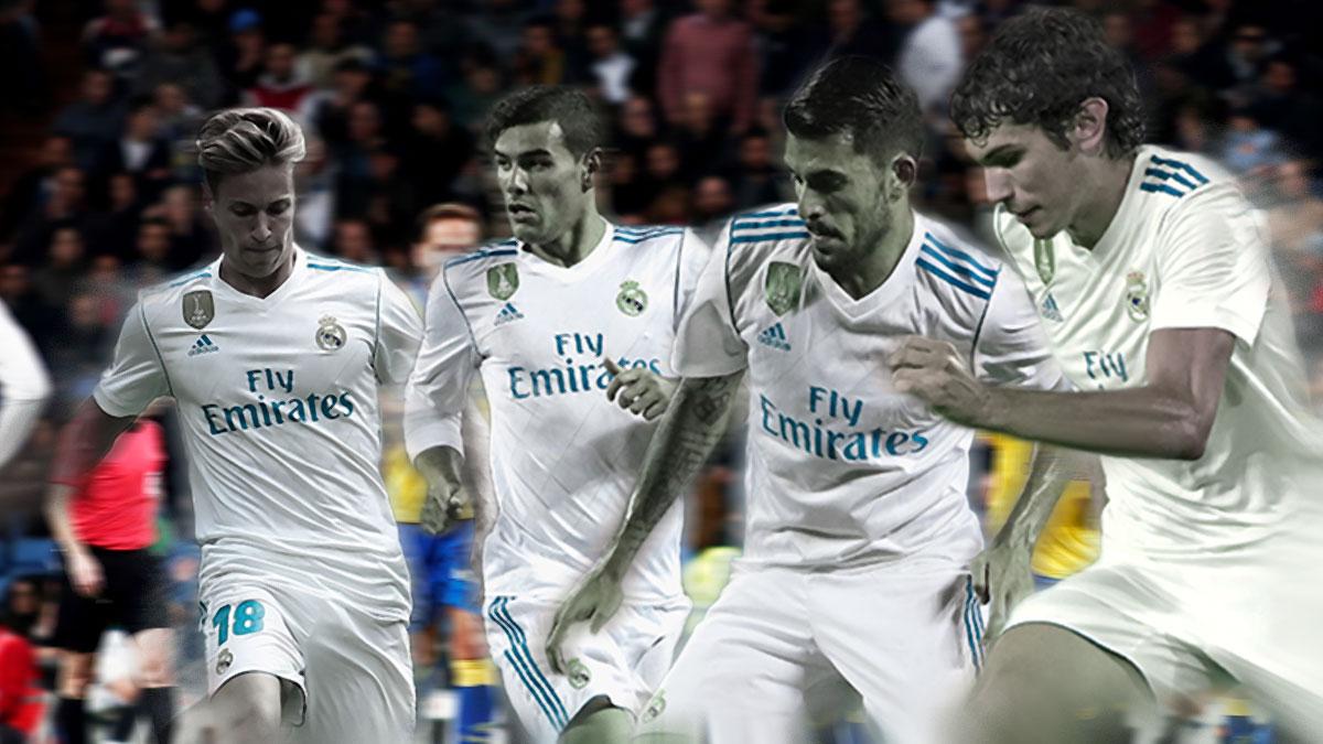Zidane plantea una revolución contra Las Palmas.