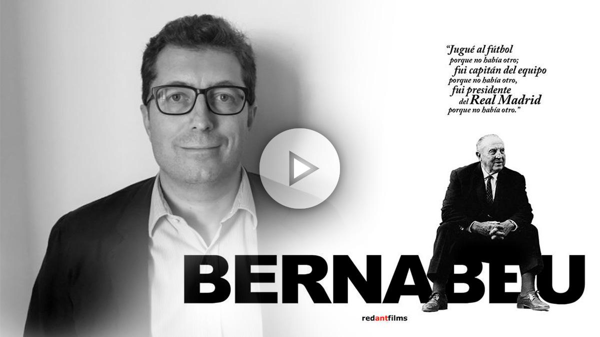 Ignacio Salazar-Simpson: «Bernabéu fichaba a los jugadores usando la teoría de la jeta»