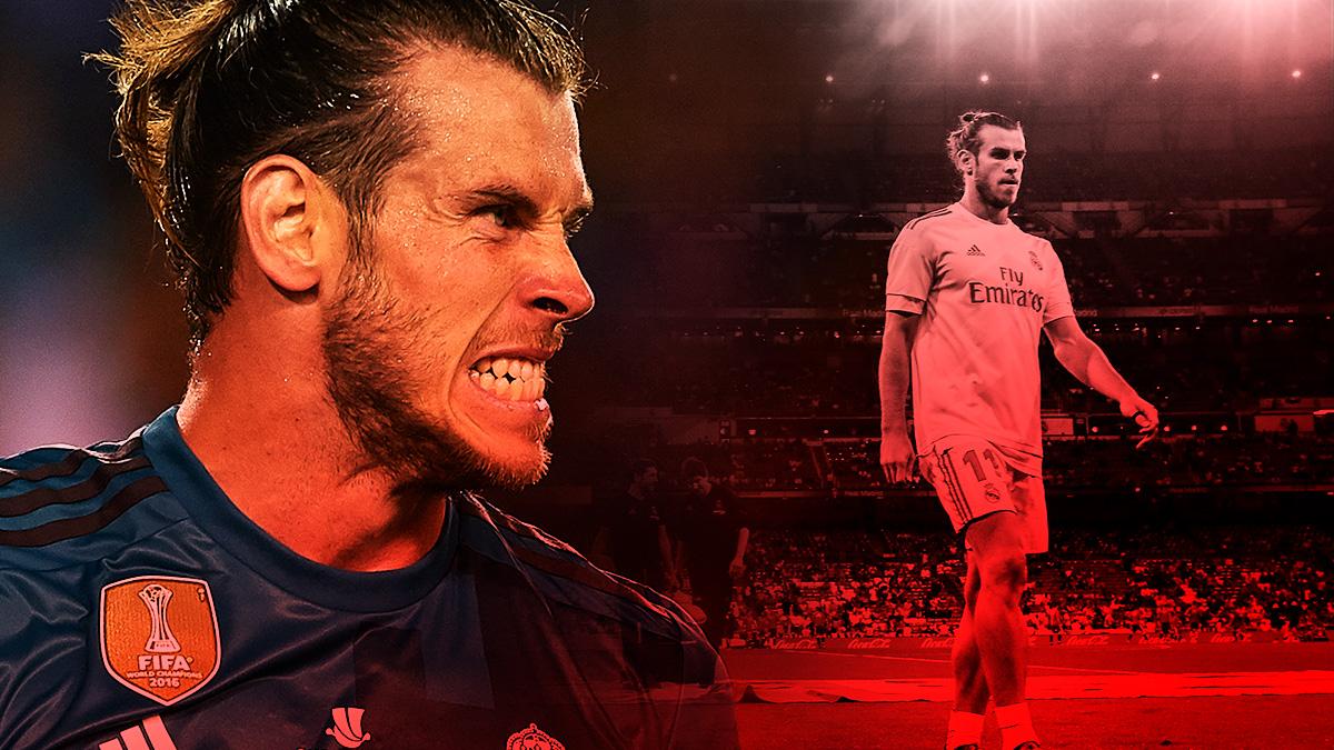 «Las lesiones de Bale tienen que ver con su cabeza»