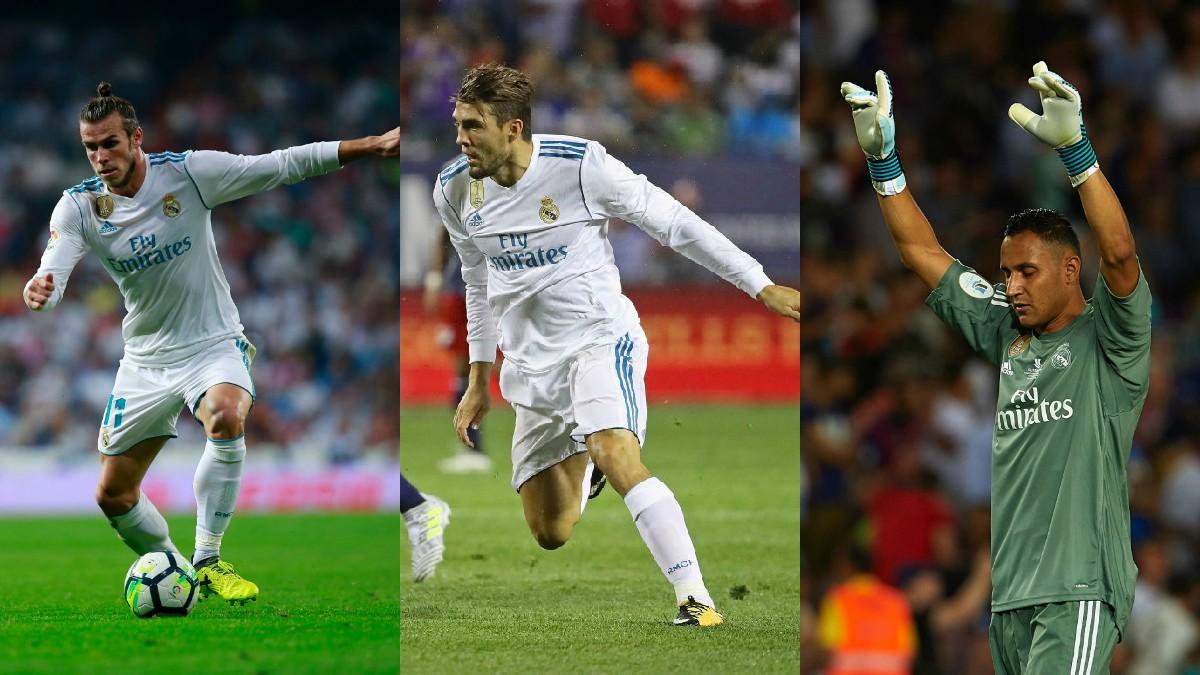 Keylor Navas, Gareth Bale y Mateo Koacic volverán ante el Fuenlabrada, tras tres largas lesiones.