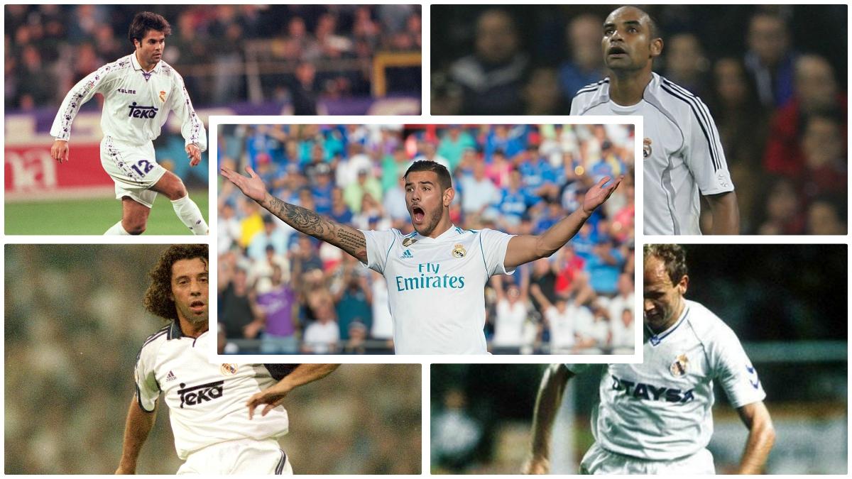 Los madridistas devorados por el Santiago Bernabéu. (Fotos: Getty Images, Google y AS)
