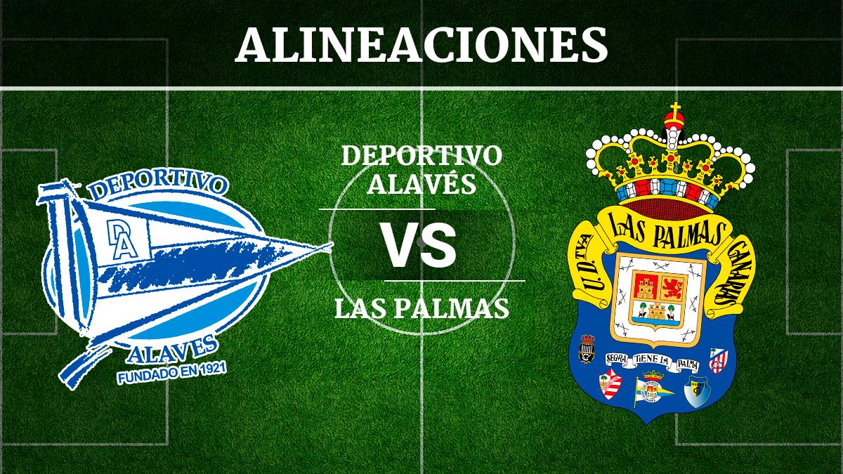 Alavés vs Las Palmas