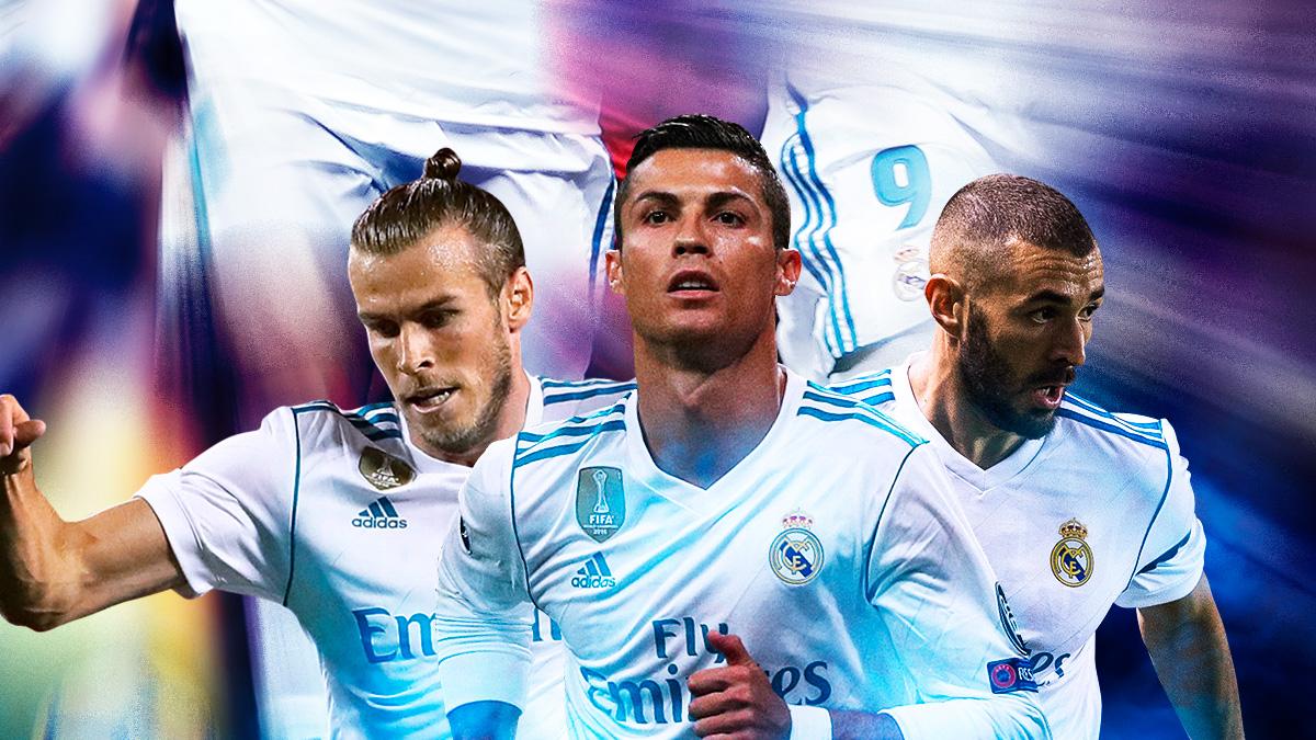 La última vez que jugó la BBC al completo fue en el Clásico del Bernabéu en abril.
