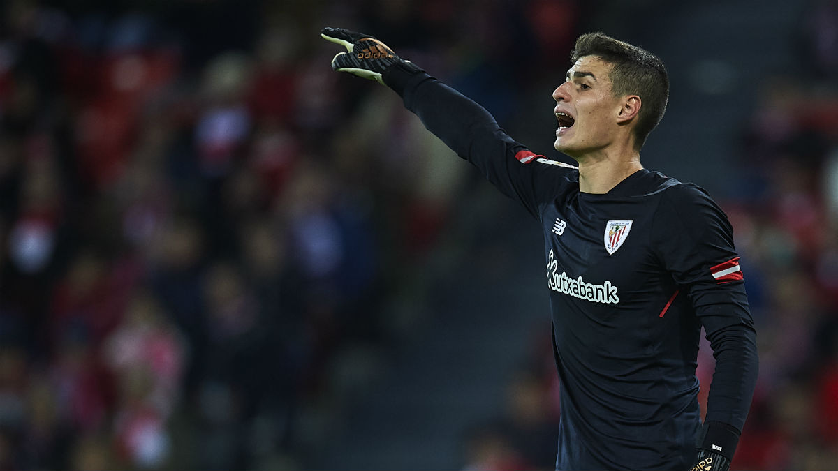 El fichaje de Kepa por el Real Madrid parece inminente (Getty)