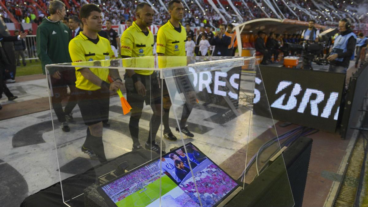 Habrá VAR en el debut del Real Madrid en el Mundial de Clubes. (AFP)