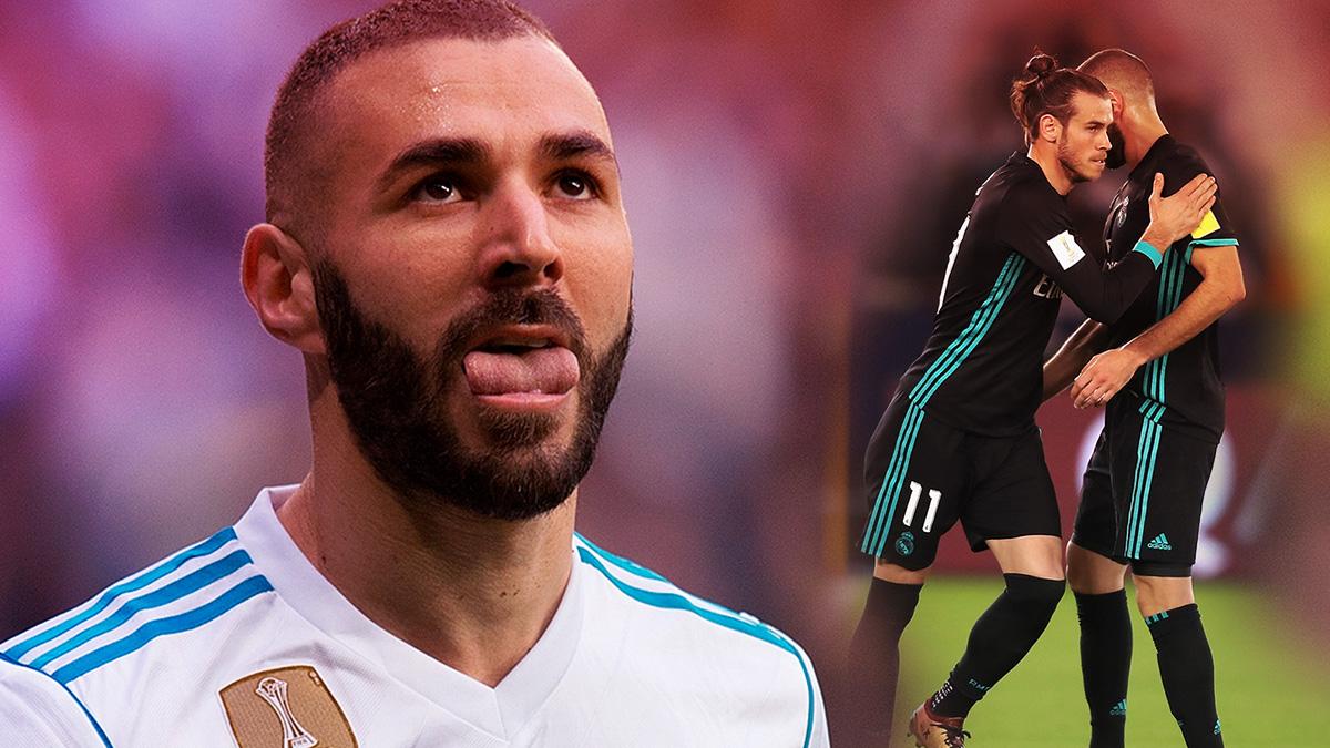 Benzema volvió a faltar a su cita con el gol.