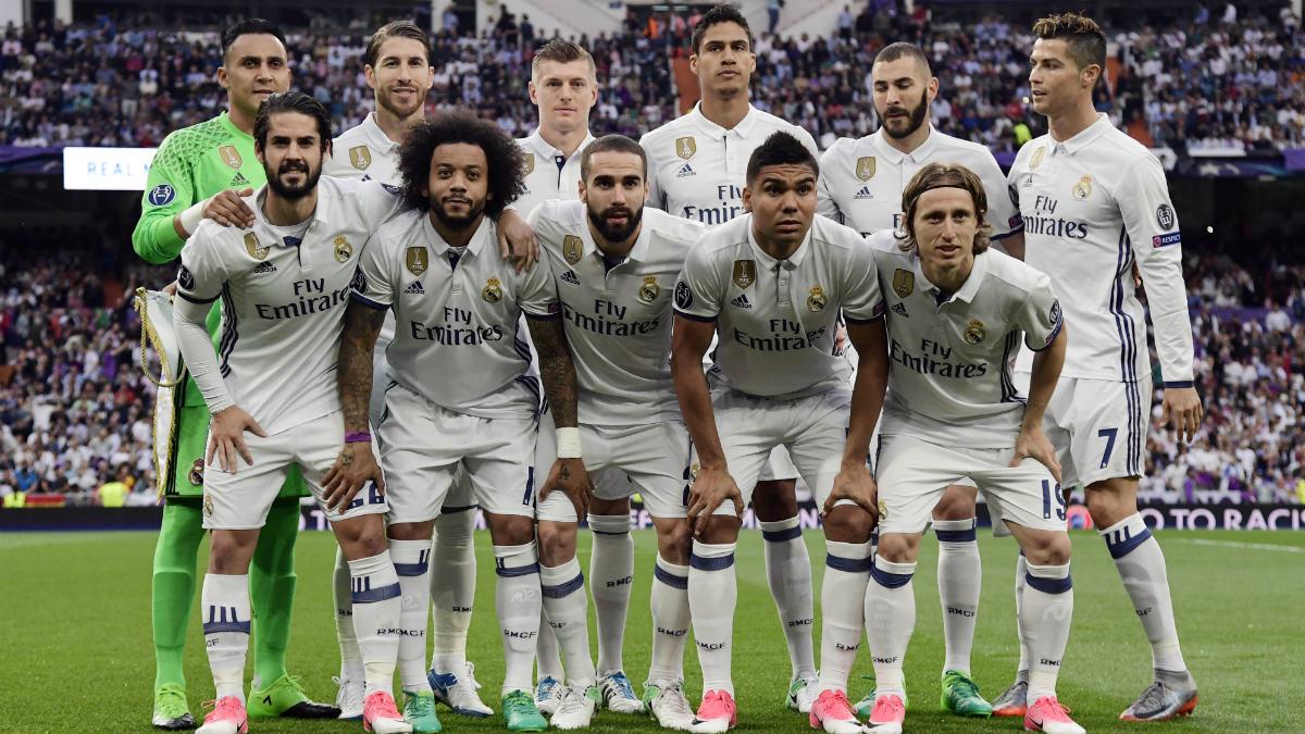 El Real Madrid formará con los once de Cardiff por primera vez esta temporada (AFP).