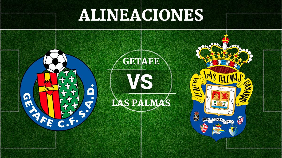 Getafe vs Las Palmas