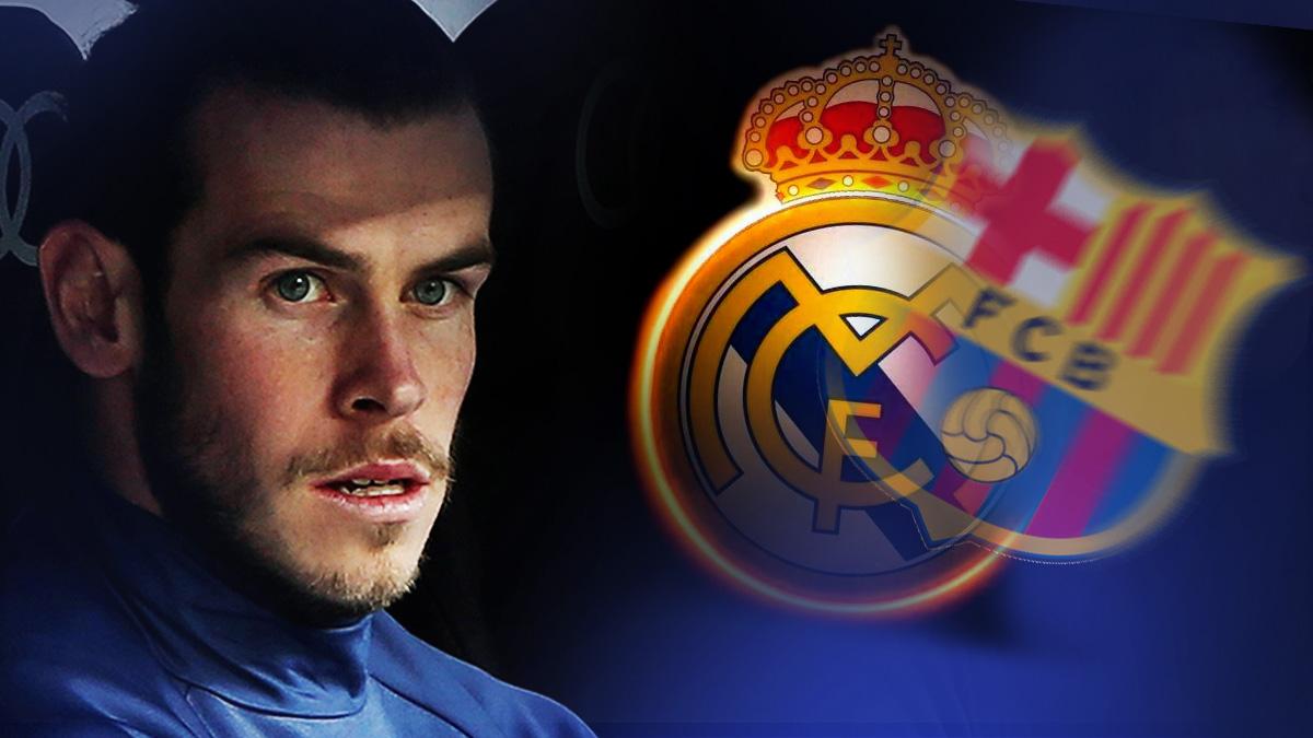 Bale, suplente en el Clásico