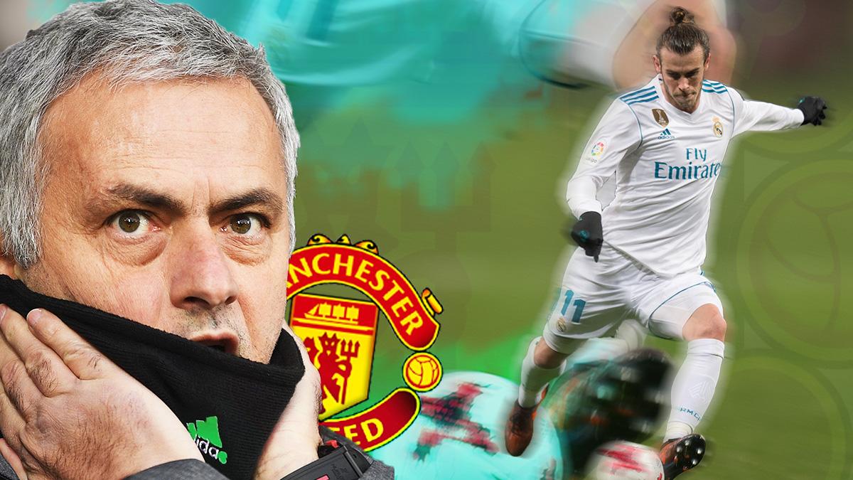 Jose Mourinho no se olvida de Gareth Bale.