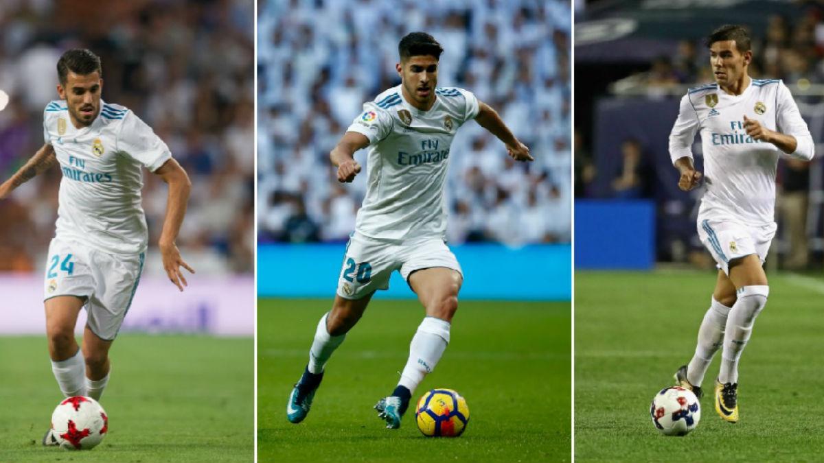 Ceballos, Asensio y Theo rechazaron la oferta del Barcelona