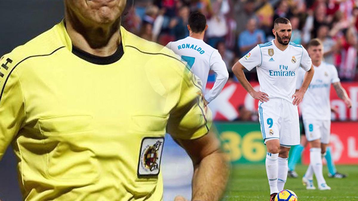 El Real Madrid ve en una liga europea la solución al problema de los arbitrajes