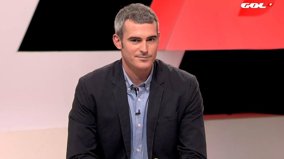 Jordi Domínguez fue muy criticado en las redes sociales.