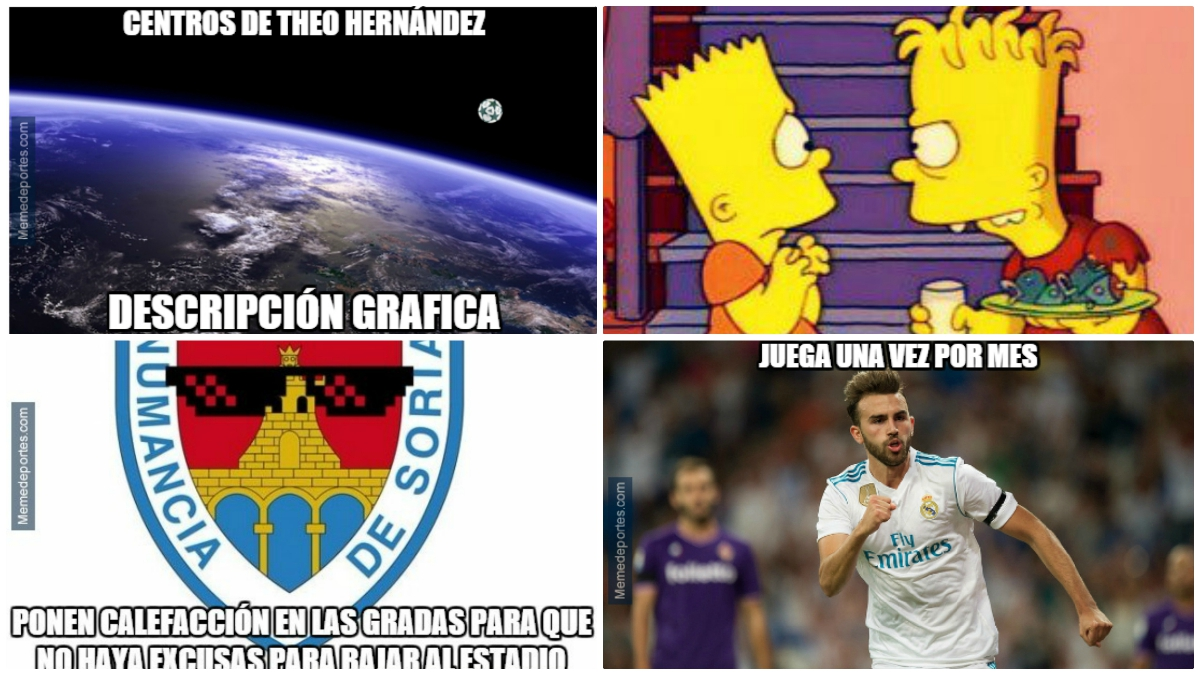 Los mejores 'memes' del Numancia-Real Madrid.