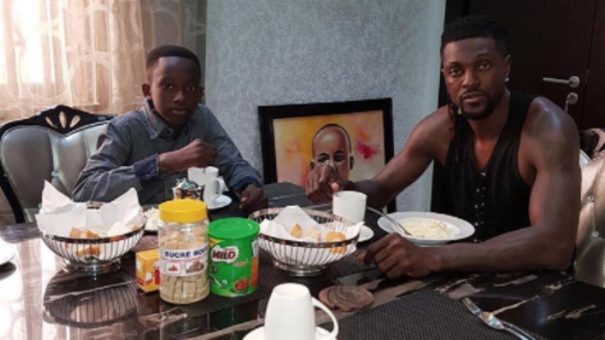 Emmanuel Adebayor confirma que su sobrino pasa a ser su hijo adoptivo