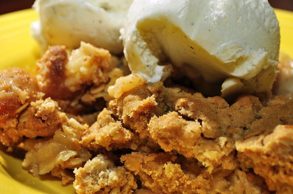 Receta de Helado casero de vainilla con cookies