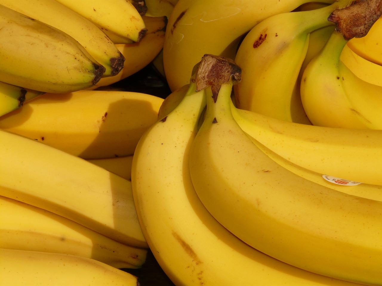 Receta de Pan de Plátano o Banana Bread (receta norteamericana) - Plátanos