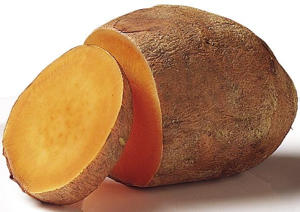 Crema de batata casera