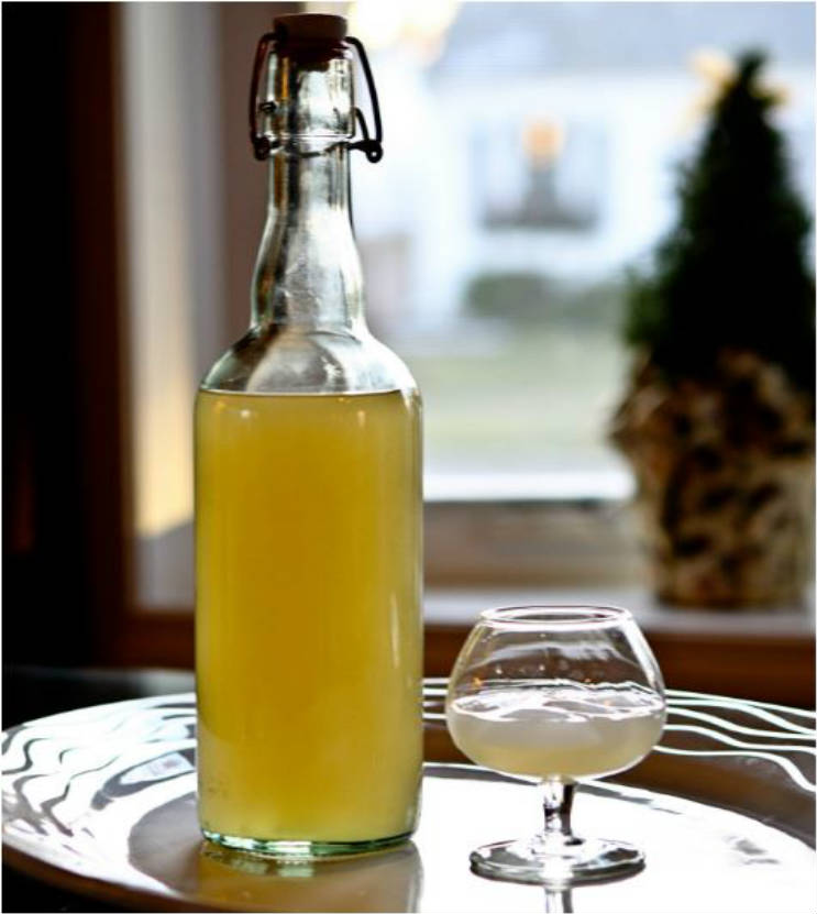 Cómo hacer licor casero de vainilla