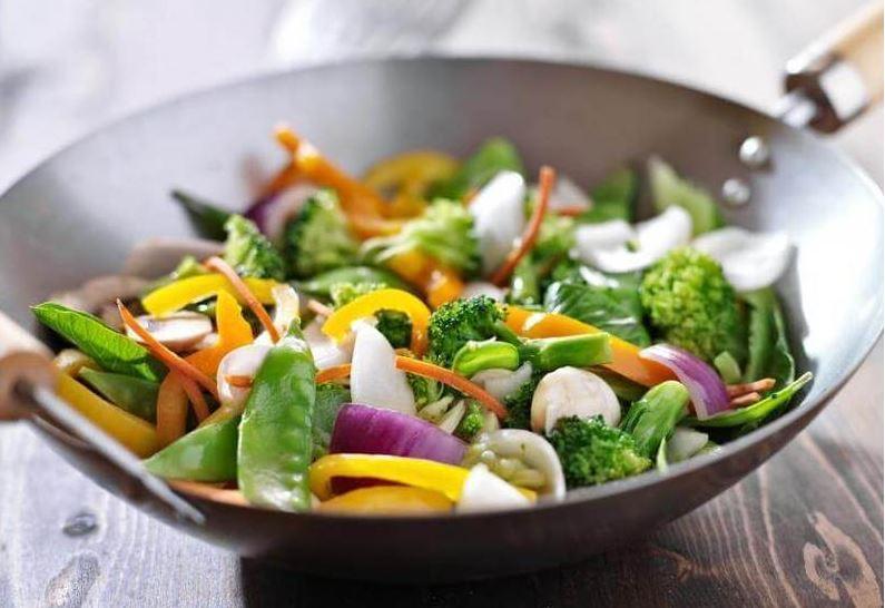 Recetas de verduras mixtas