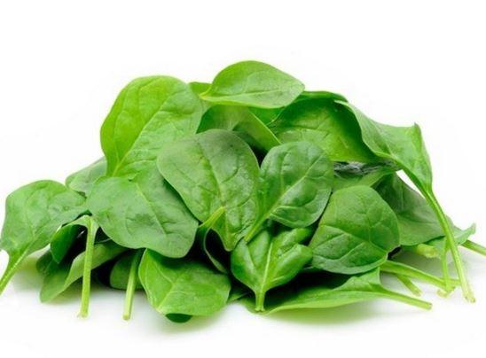 mitos alimentos espinacas