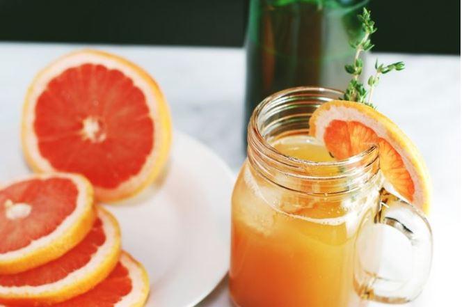 2 zumos beneficiosos contra el catarro