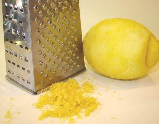 Sorbete de limón light