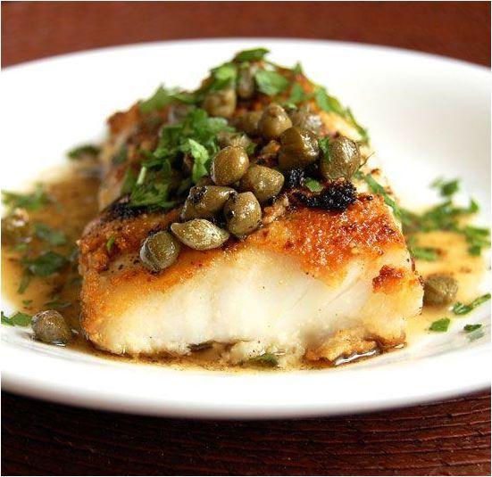 Receta de Salsa de Alcaparras, ideal para pescados - 01