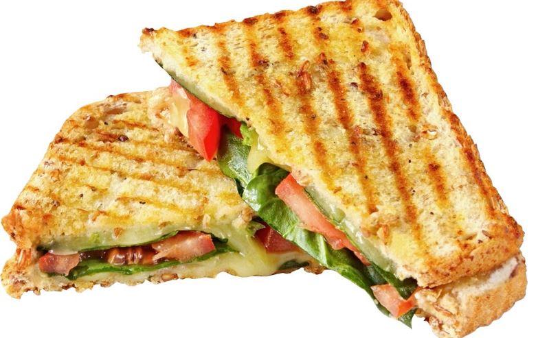 3 sándwiches deliciosos