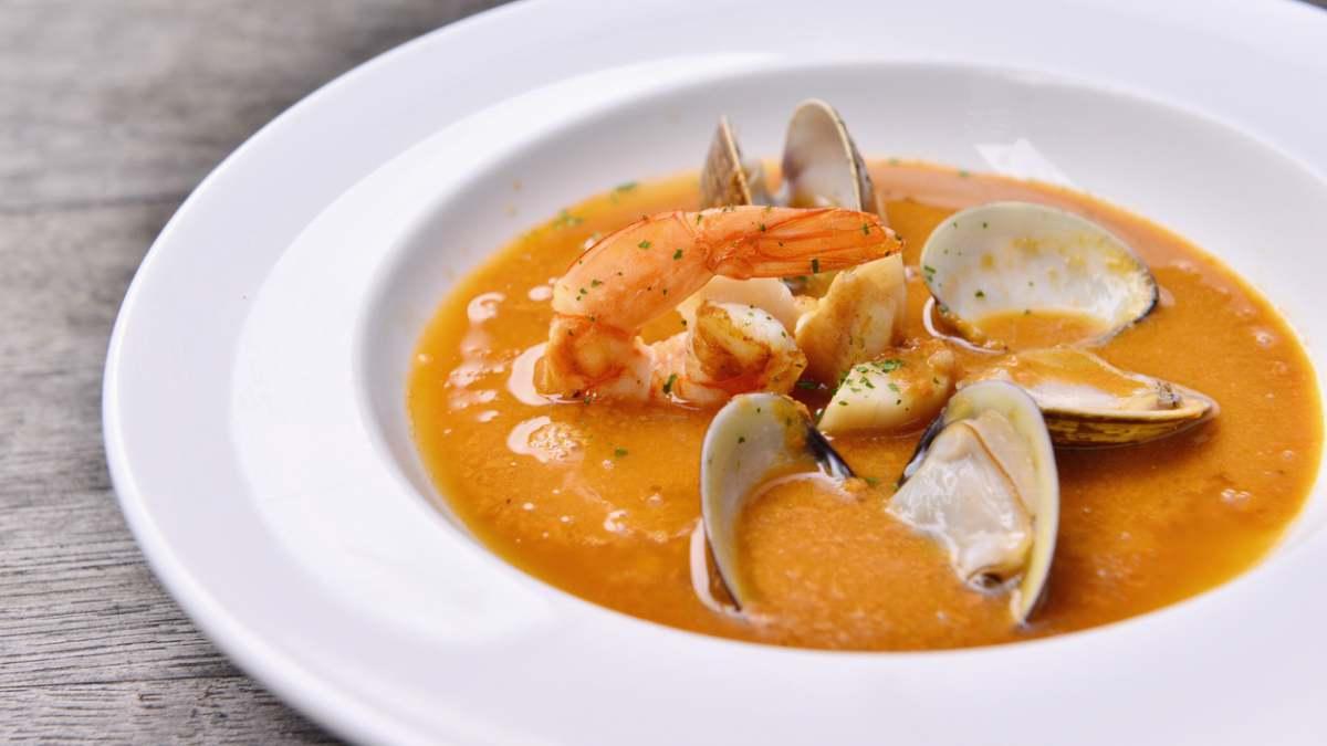 ¡El sabor del mar en cada cucharada!