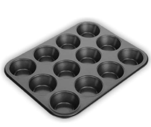 Muffins de plátano