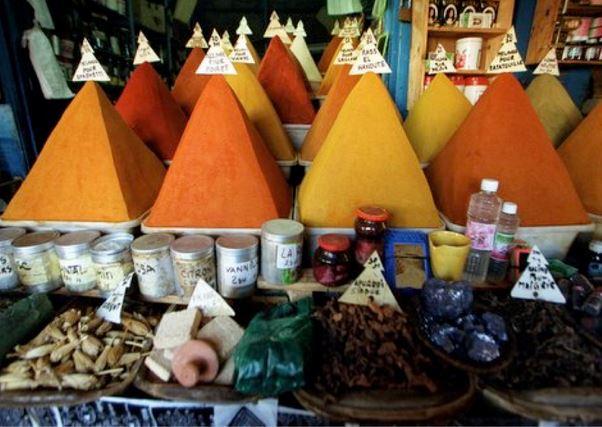 Salsa de tomate marroquí