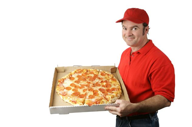 La pizza aumenta la productividad en el trabajo