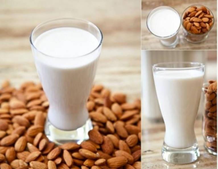 leche-almendras-casa