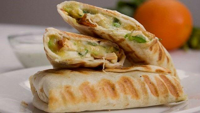 Burrito más viral Pinterest