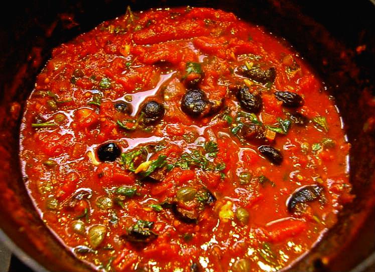 salsa-putanesca